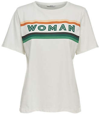 Only 'WOMAN' Graphic T-Shirt