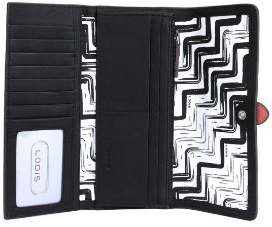 Lodis Hill Street Kayden Clutch Wallet - Leather (For Women)