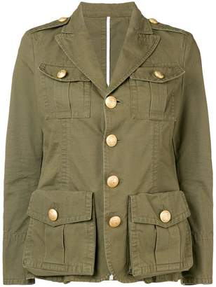 DSQUARED2 short militay jacket