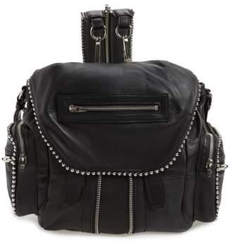 Alexander Wang Mini Marti Ball Stud Leather Backpack