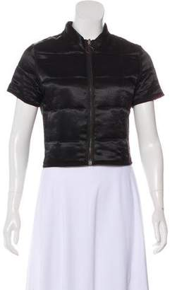 Gaultier Jeans Short Sleeve Casual Jacket