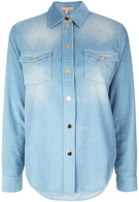 Michael Kors Washed Pincord shirt