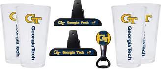 Georgia Tech Yellow Jackets 7-piece Pint Glass Set