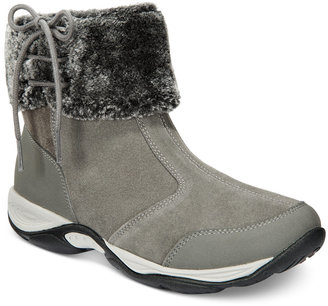 Easy Spirit Elementa Ankle Booties $99 thestylecure.com