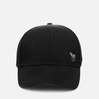 Men's Zebra Logo Cap - Black