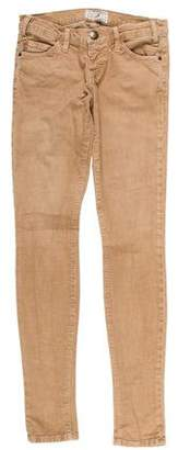 Current/Elliott Corduroy Skinny Pants