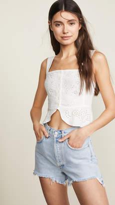 86f18914de65d1 Free People I Want You Babe Tank Top