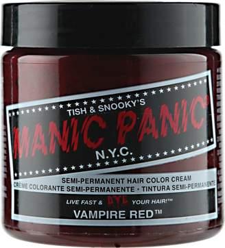 Manic Panic Vampire Red Semi Permanent Cream Hair Color
