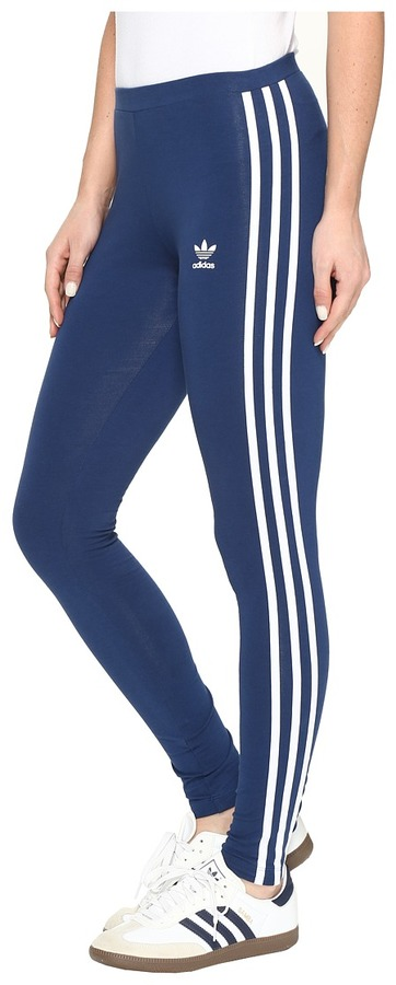 adidas Originals - 3-Stripes Leggings Women's Casual Pants