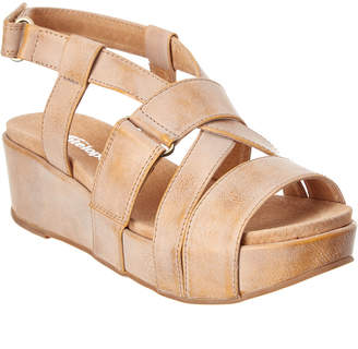 Antelope 405 Leather Wedge Sandal