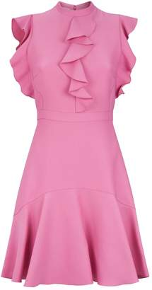Giambattista Valli Ruffled A-Line Dress