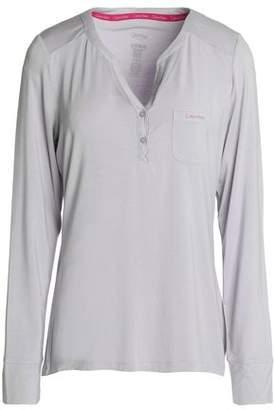 Calvin Klein Stretch-Modal Jersey Pajama Top