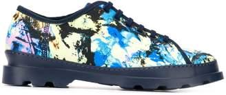 Camper patterned sneakers