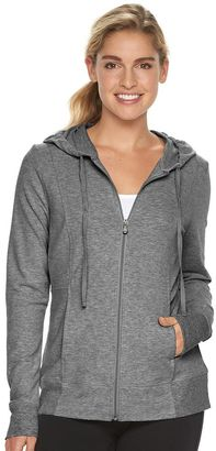 Women's Tek Gear® DRY TEK Long Sleeve Hoodie $30 thestylecure.com