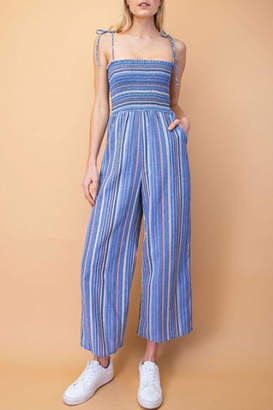 129187ea7f9 Tie Strap Jumpsuit - ShopStyle UK