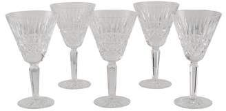 Waterford Set of 5 Maeve Water Goblets