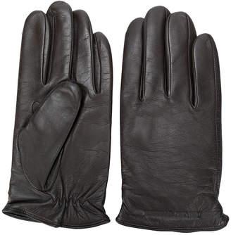 Emporio Armani driving gloves