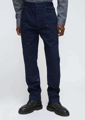 Lanvin Workwear Jeans