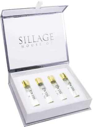 House Of Sillage Or Travel Spray Refill Tiara, 4 x 0.27 oz./ 8 mL