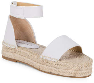 Splendid Jensen Leather Strap Espadrille