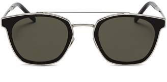 Saint Laurent 'Classic 28' metal square sunglasses