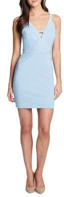 GUESS Sleeveless Mini Dress