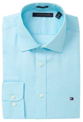 Tommy Hilfiger Solid Slim Fit Dress Shirt