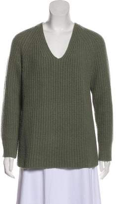 Rag & Bone Merino Wool Rib Knit Sweater