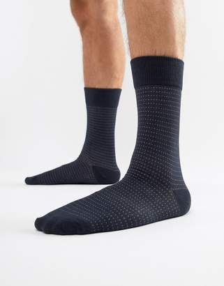 Selected Stripe Sock