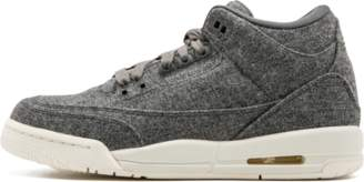 Jordan Air 3 Retro Wool BG Dark Grey/Sail