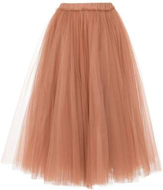 No.21 tulle skirt