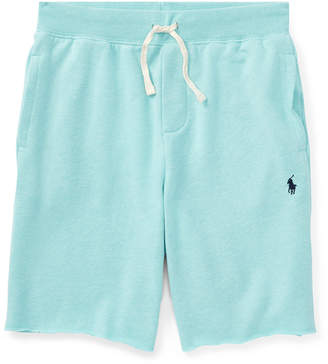 Ralph Lauren Cotton-Blend-Fleece Short