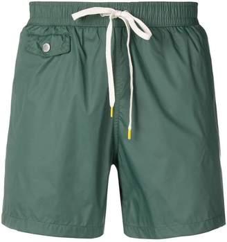 a5ca19e7075c Hartford drawstring-waist swim shorts