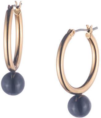 Trina Turk Beads In Bloom Hoop Earring
