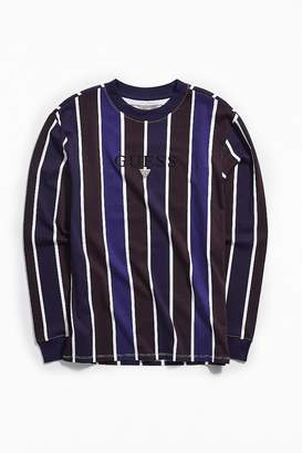 GUESS Hudson Stripe Long Sleeve Tee