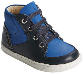 Jacadi Basile Brogue High-Top