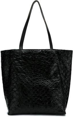 M·A·C Mara Mac Pirarucu leather tote