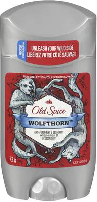 Old Spice Wild Collection Invisible Solid Antiperspirant Wolfthorn - 73 g