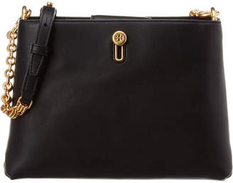 b8f1cf95ad55 Tory Burch Black Shoulder Bags on Sale - ShopStyle