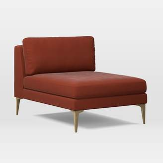 west elm Armless 1 Seater-Extra Deep