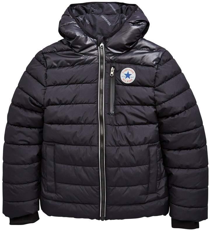 Boys Padded Bts Jacket