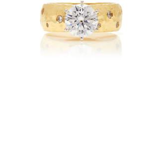 Octavia Elizabeth Etoile Engagement Ring