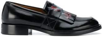 Givenchy Fringe Leather Loafer