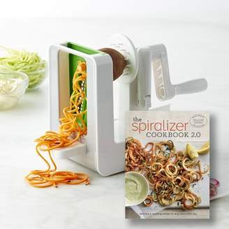 OXO Spiralizer & Spiralizer Book Set