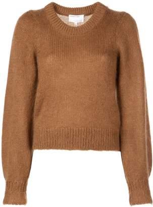 Designers Remix textured jumper