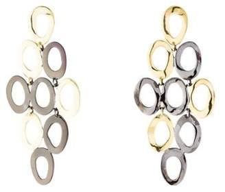 Ippolita Two-Tone Cascade Earrings