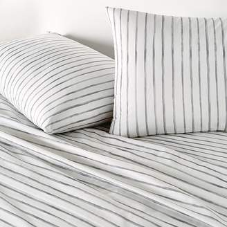 Sparrow & Wren Relaxed Washed Painted Stripe Standard Pillowcase, Pair - 100% Exclusive