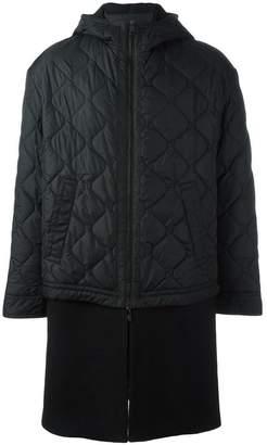 Neil Barrett padded jacket coat