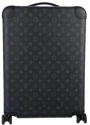 Louis Vuitton 2017 Monogram Eclipse Horizon 55