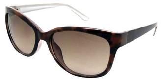 A New Day Women's Cateye Sunglasses Brown